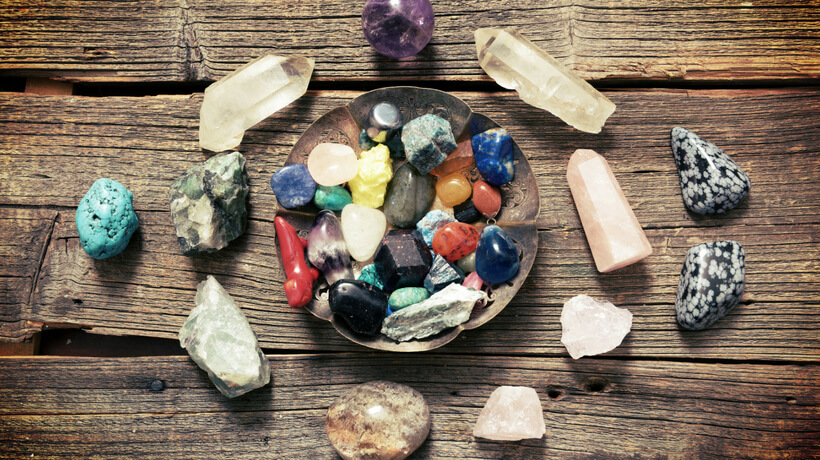 Cristales: cómo utilizarlos