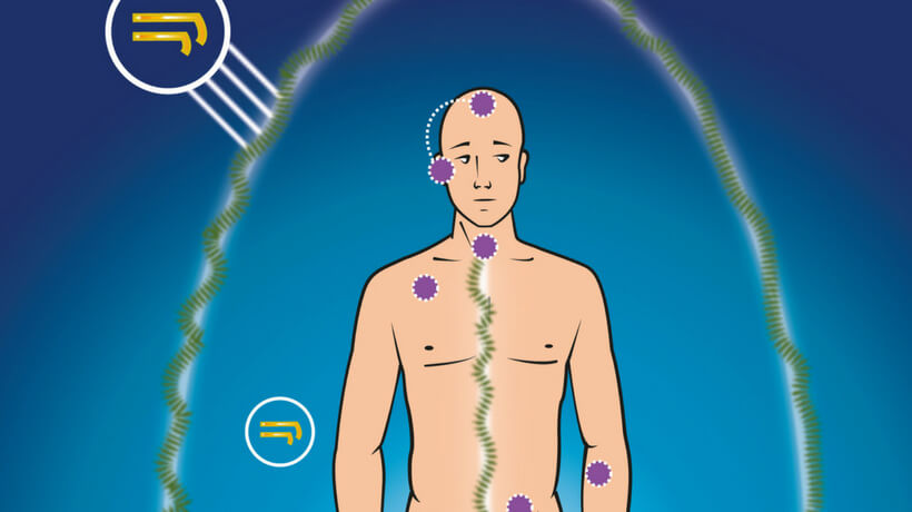 Autoextracción de implantes y larvas - Escuela Sol Ahimsa