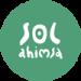 Sol Ahimsa Logotipo