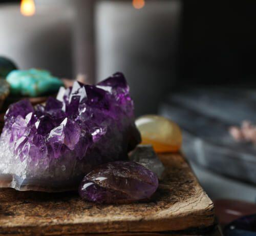 Meditación con Cristales Nivel I con Sol Ahimsa