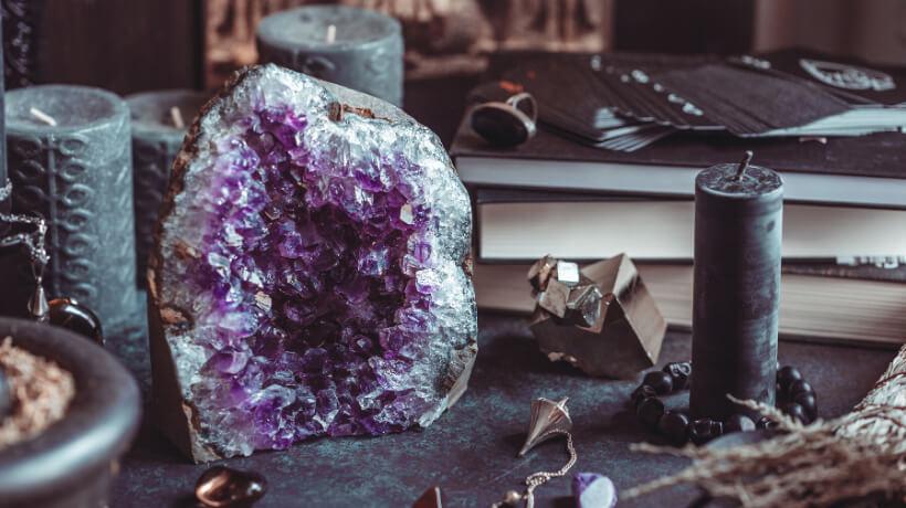Meditación con Cristales Nivel II con Sol Ahimsa