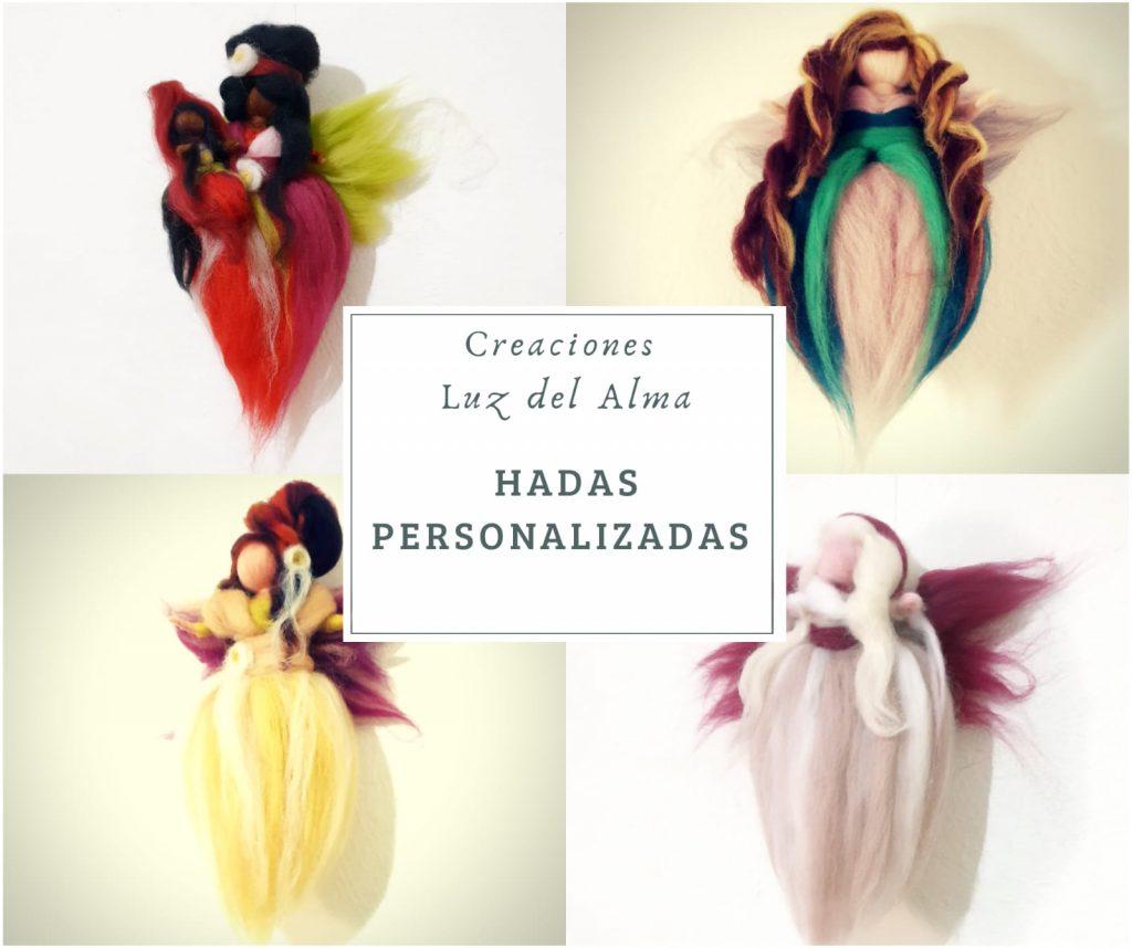 Hadas personalizadas Creaciones del Alma