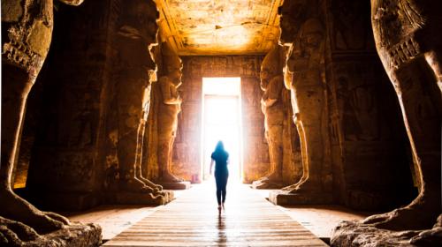 Viaje Virtual Egipto Sol Ahimsa